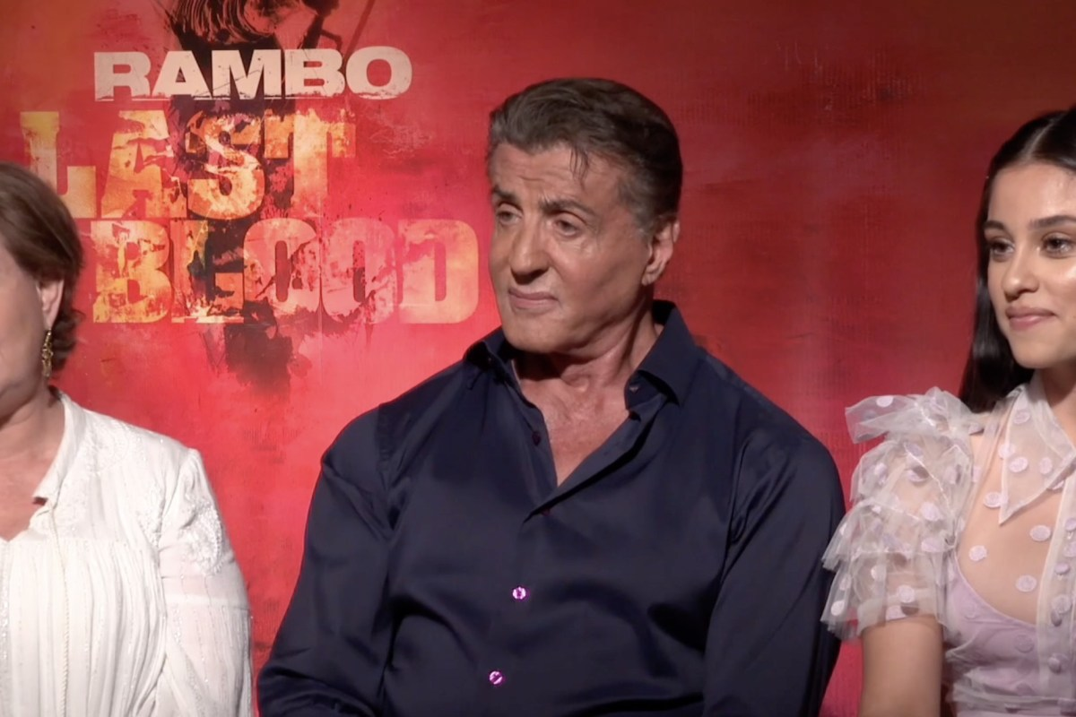Rambo:Last Blood: Entrevista con Stallone y elenco sobre el regreso de la saga