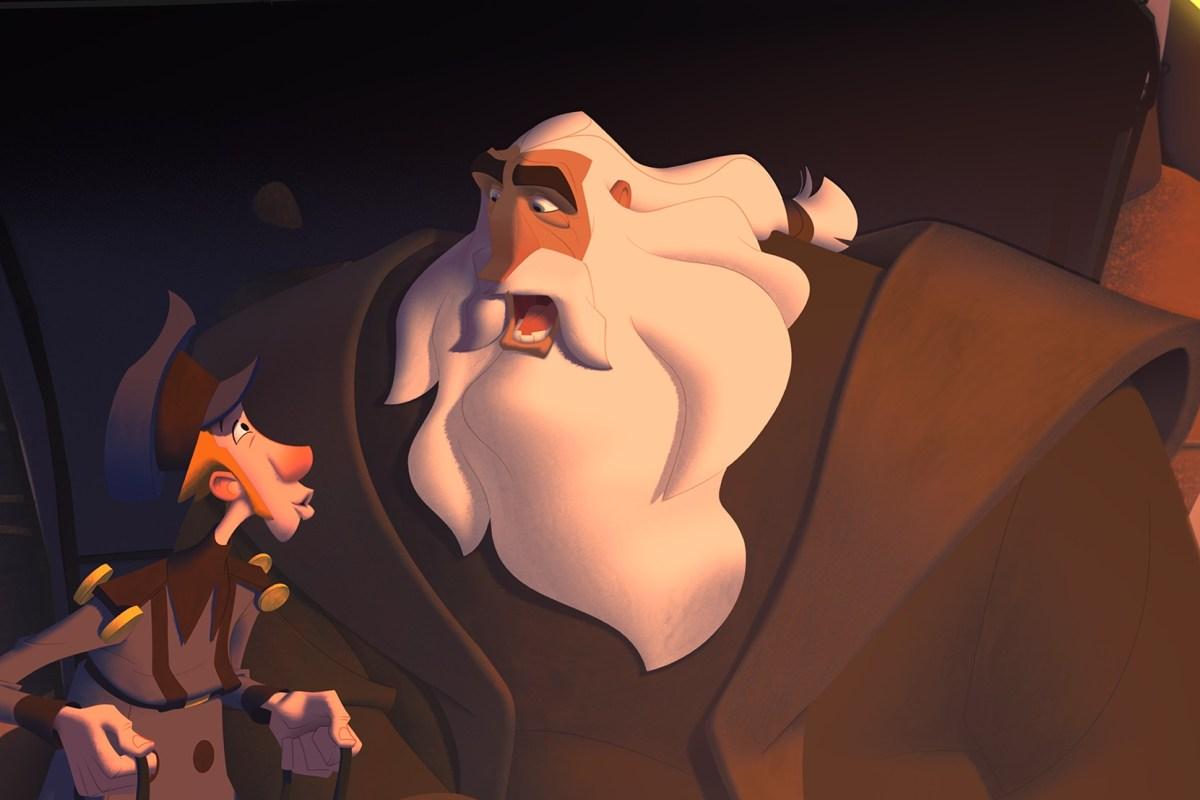 Klaus: Netflix estrena el trailer de su primera película animada