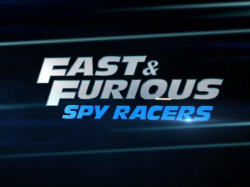 Netflix revela las primeras imágenes de la serie animada de Fast & Furious