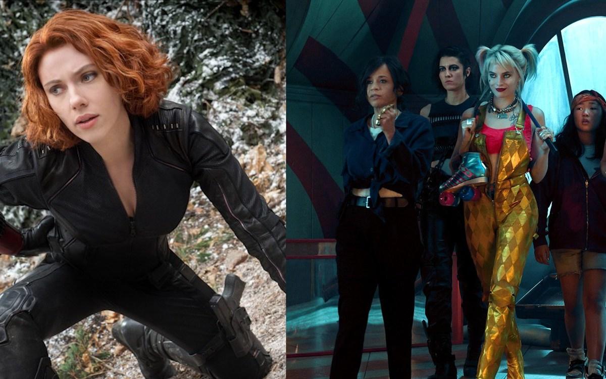 Los cinco estrenos más esperados del 2020