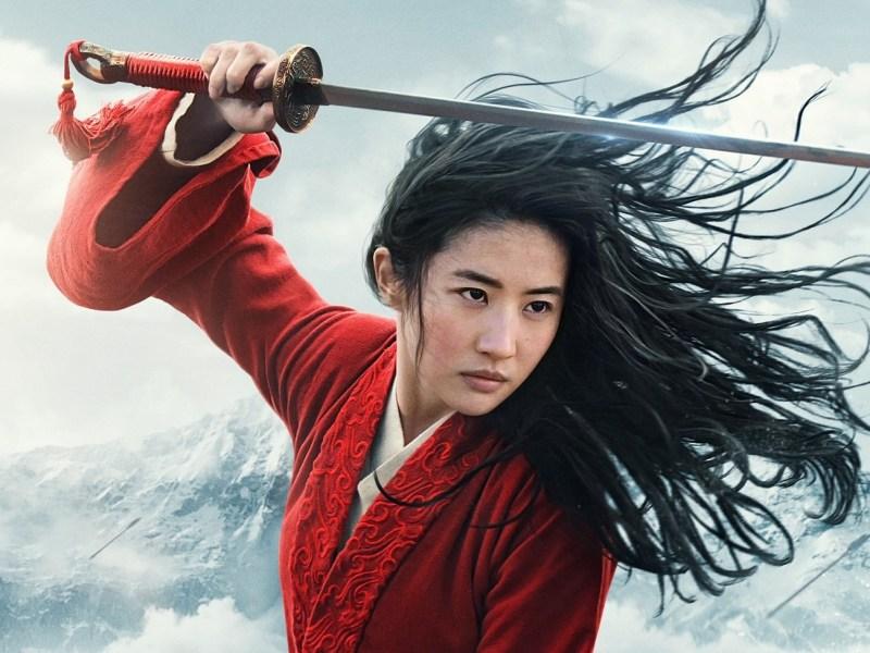 Mulan estrena nuevos pósters de sus personajes