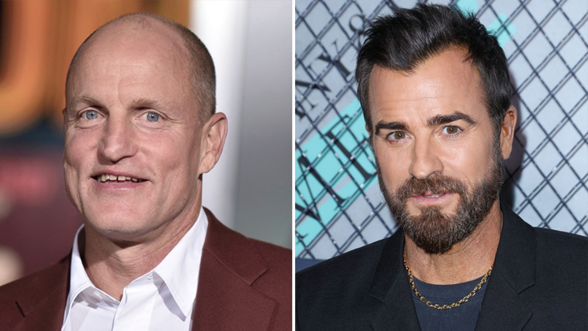 Woody Harrelson y Justin Theroux preparan una serie sobre Watergate