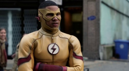 Wally West volverá a The Flash después de Crisis en Tierras Infinitas