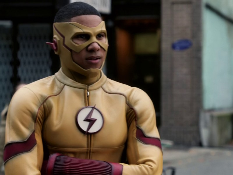 Wally West volverá a The Flash después de Crisis en Tierras Infinitas
