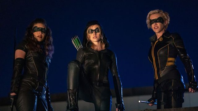 Green Arrow and the Canaries revela sus primeras imágenes