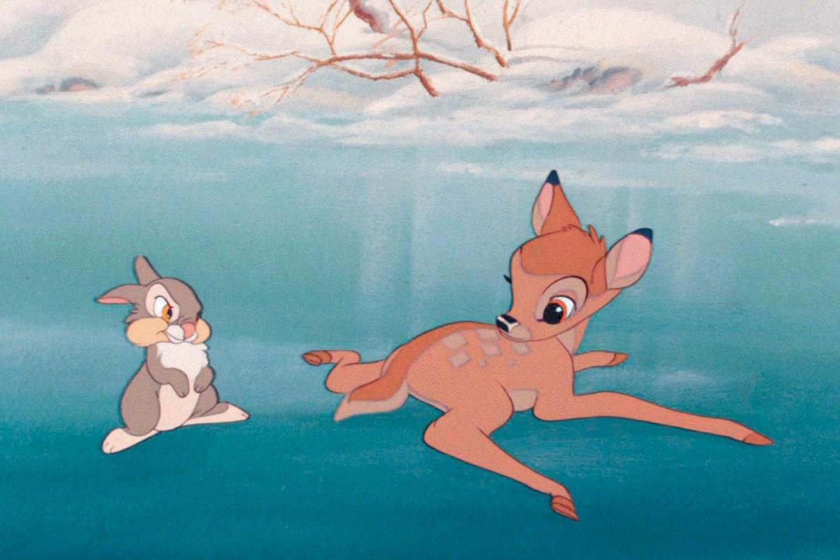 Disney prepara una versión live-action de Bambi