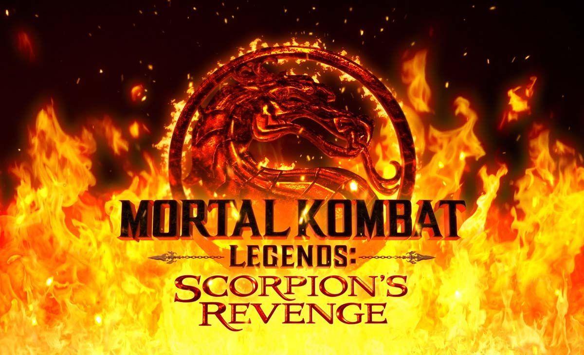 Mortal Kombat Legends: Scorpion's Revenge estrena un nuevo adelanto