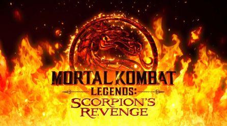 Mortal Kombat Legends: Scorpion's Revenge presenta su primer adelanto