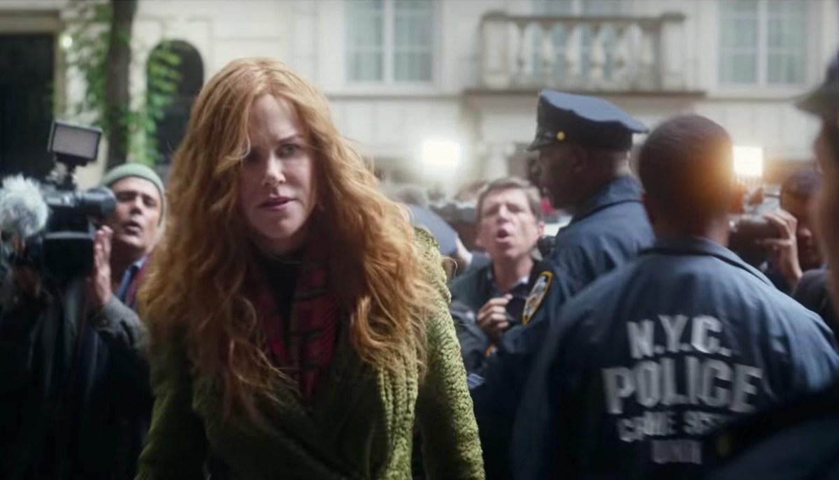Nicole Kidman protagoniza el nuevo adelanto de The Undoing