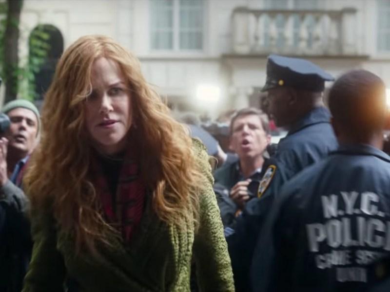 Nicole Kidman protagoniza el primer adelanto de The Undoing