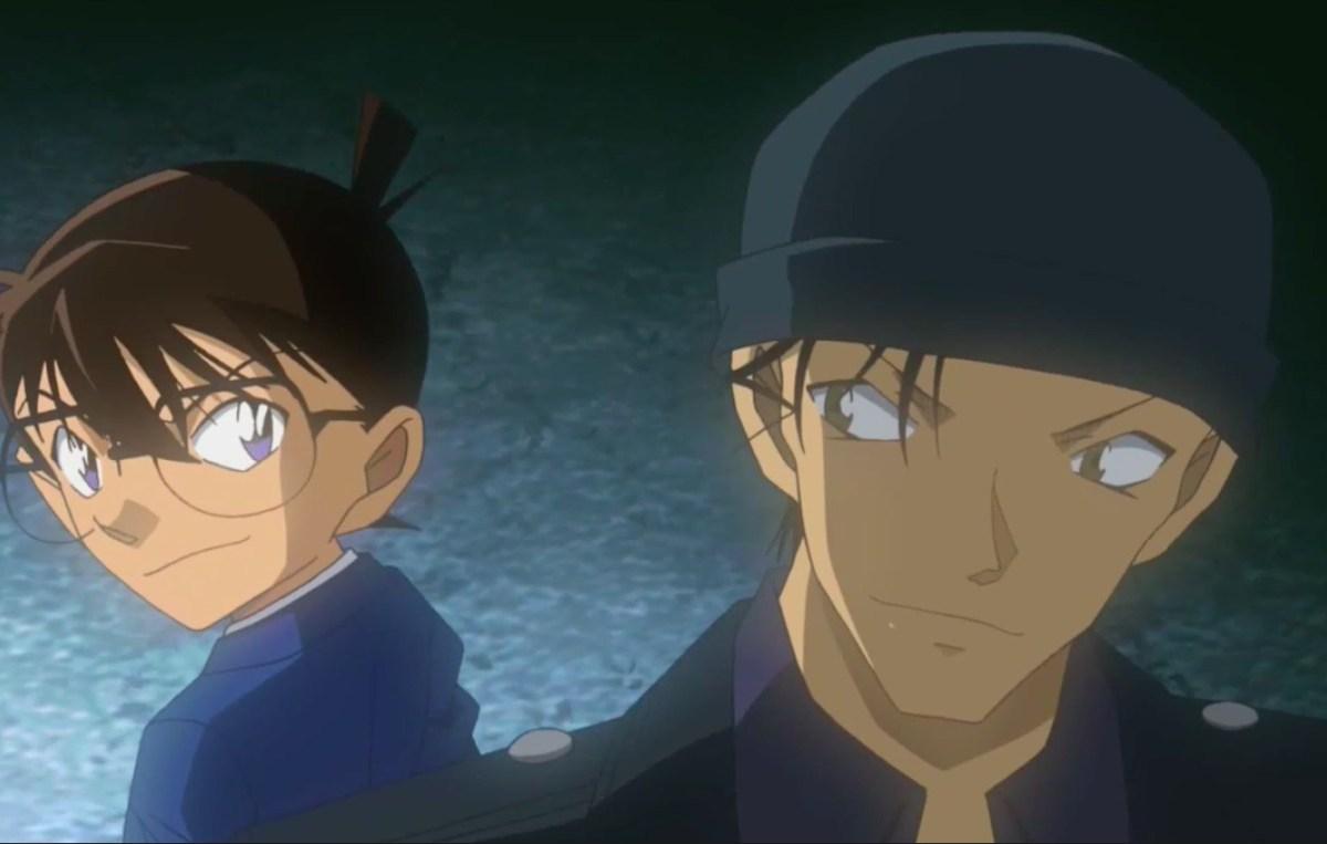 Detective Conan estrena nuevo trailer de su película número 24