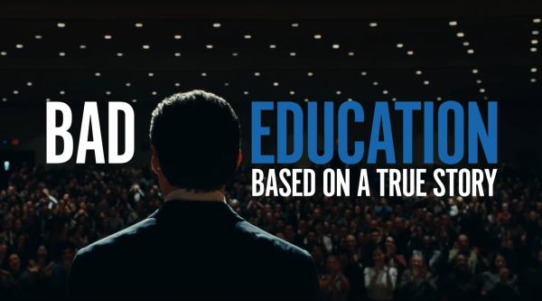 Hugh Jackman y Allison Janney protagonizan el trailer de Bad Education