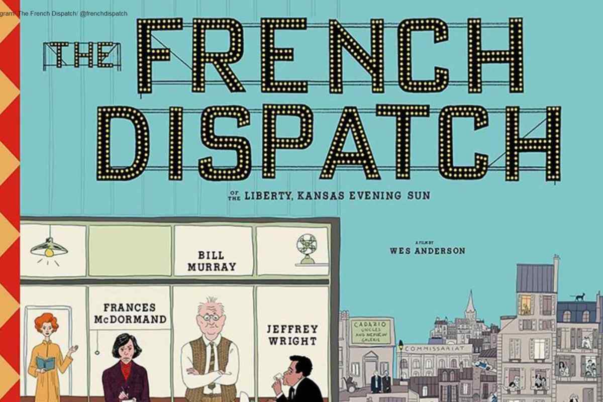 The French Dispatch modifica su fecha de estreno