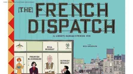 The French Dispatch modifica su fecha de estreno