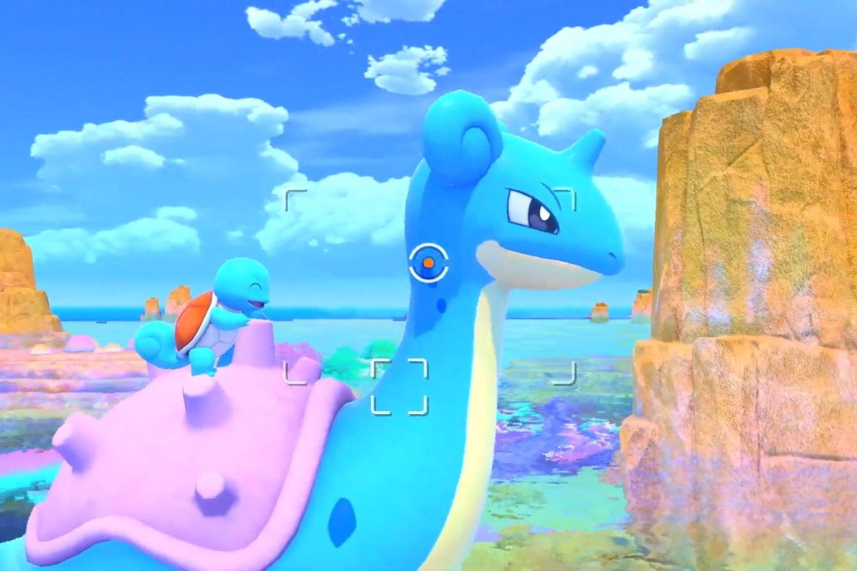 New Pokemon Snap estrena su primer trailer