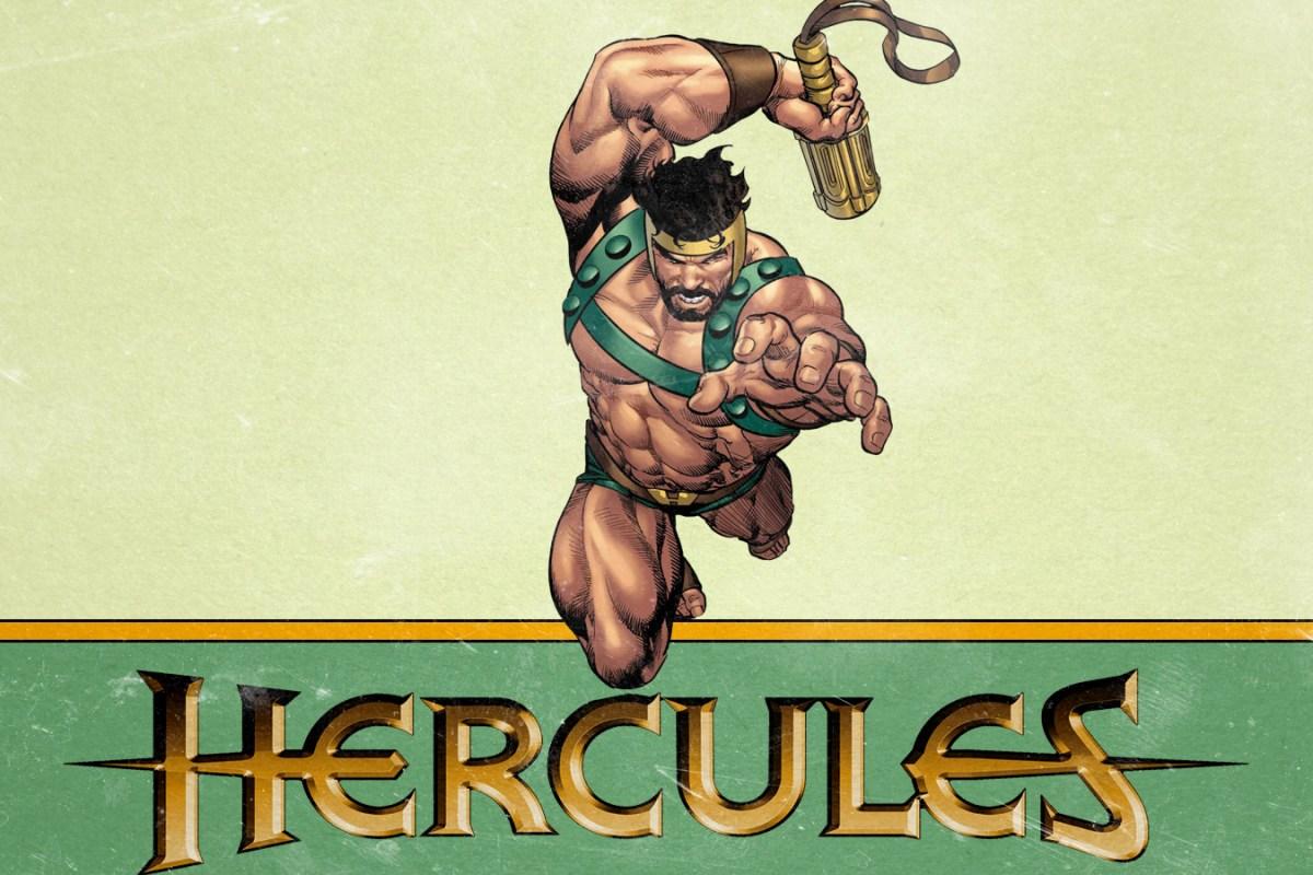 Hercules podría sumarse pronto al MCU