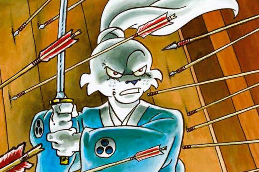 Netflix prepara una serie de Samurai Rabbit