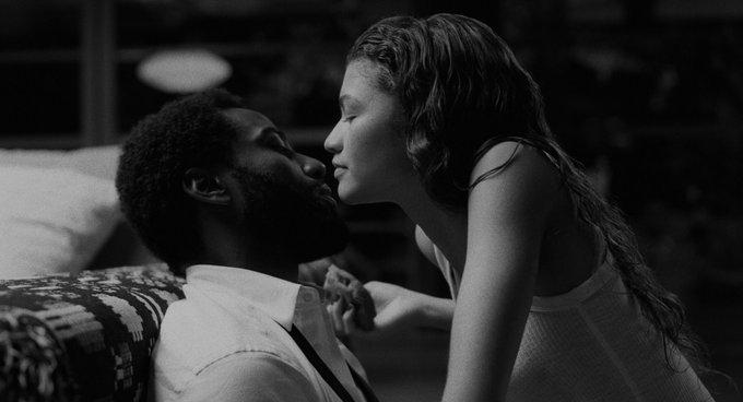 Zendaya y John David Washington filmaron una película durante la pandemia