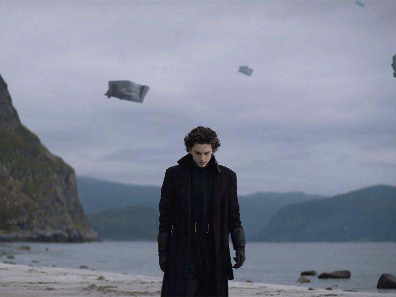 Dune en problemas para llegar a tiempo a su estreno