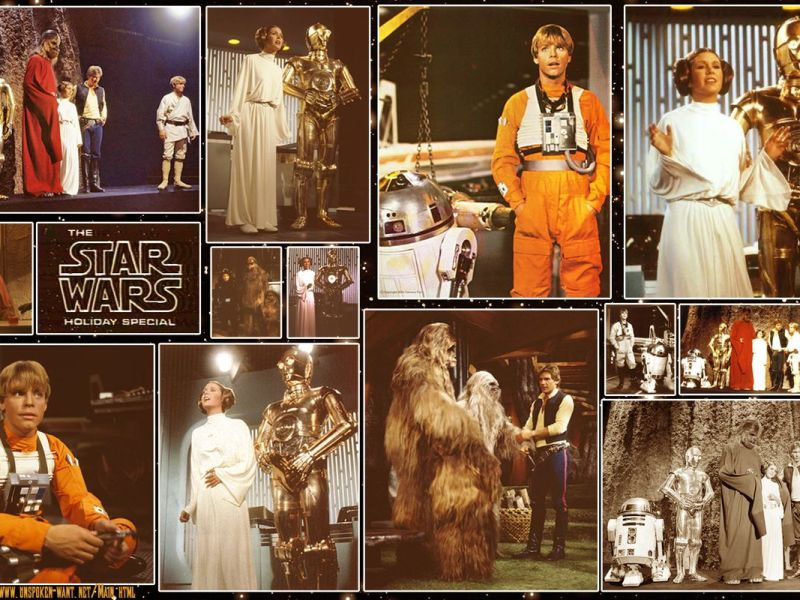 Star Wars prepara un nuevo especial de navidad