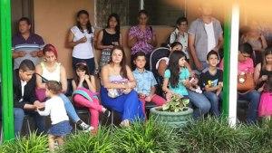 Culto de Consagración de familias