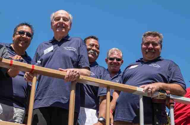 Directors Gil Garcia, Dave Boucher, Pete Martinez, Paul Oyler, Tim MacIntyre