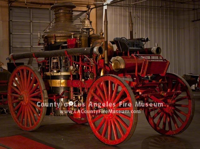 1888 American Metropolitan Steam Engine