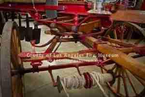 1900 Ladder Wagon Front Swivel