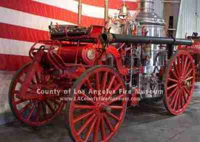 1907 American LaFrance Steamer