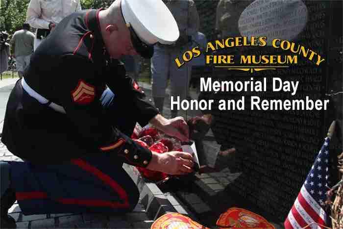 Memorial Day, Honor and Remember