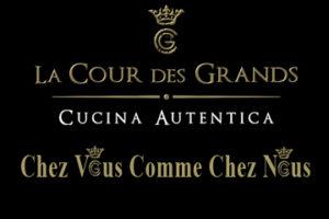 Restaurant La Cour des Grands