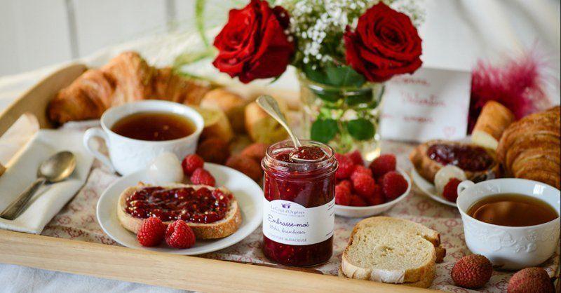 Ides Gourmandes Et Romantiques Pour La Saint Valentin