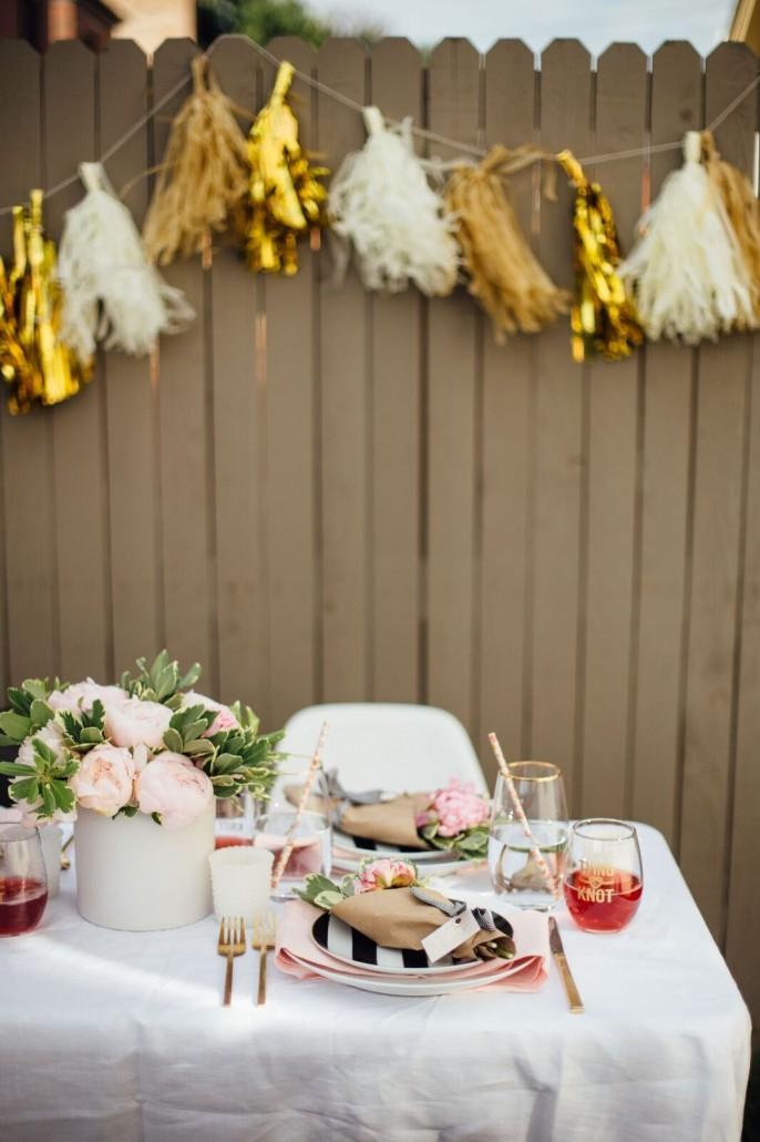 Tips on Hosting a DIY Bridal Shower  La Crema
