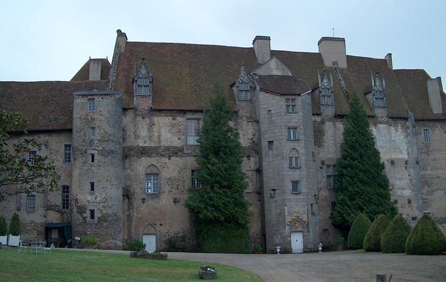 Chteaux Et Demeures Historiques En Creuse