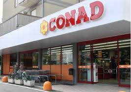 Punto vendita Conad, Auchan rilevata