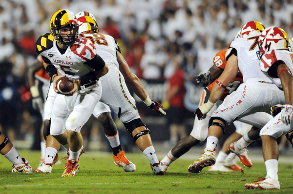 Maryland Under Uniforms Armour Lacrosse
