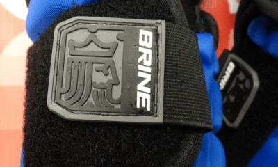 2013 Brine LOPRO Superlight Arm Guard