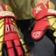 2013 VMI Gait Lacrosse Gloves