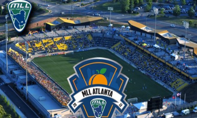 Great Moment for Lacrosse, Major League Lacrosse Game to be Played in Atlanta