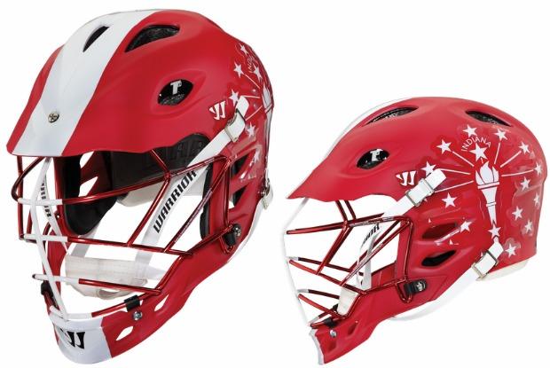 Notre Dame Lacrosse Helmet Decals Best Helmet - Lacrosse helmet decals