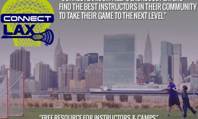 CONNECTLAX.COM Launches Free Resource for Instructors and Camps