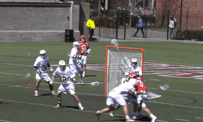 Top Lacrosse Goals from April