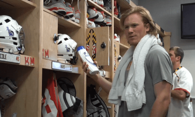 Maryland Lacrosse' Shell & Shoulders Commercial