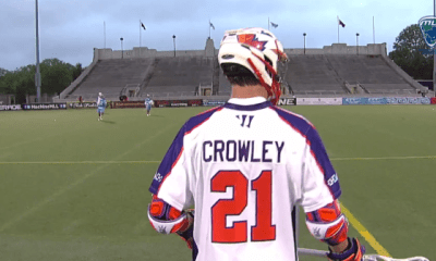 Kevin Crowley's Behind-The-Back Goal