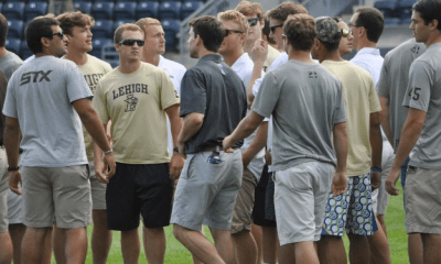 Lehigh honored at Major League Lacrosse Semifinals