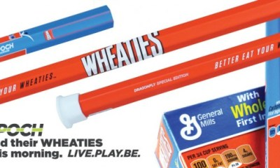 Giveaway: Limited Edition Wheaties Lacrosse Shaft