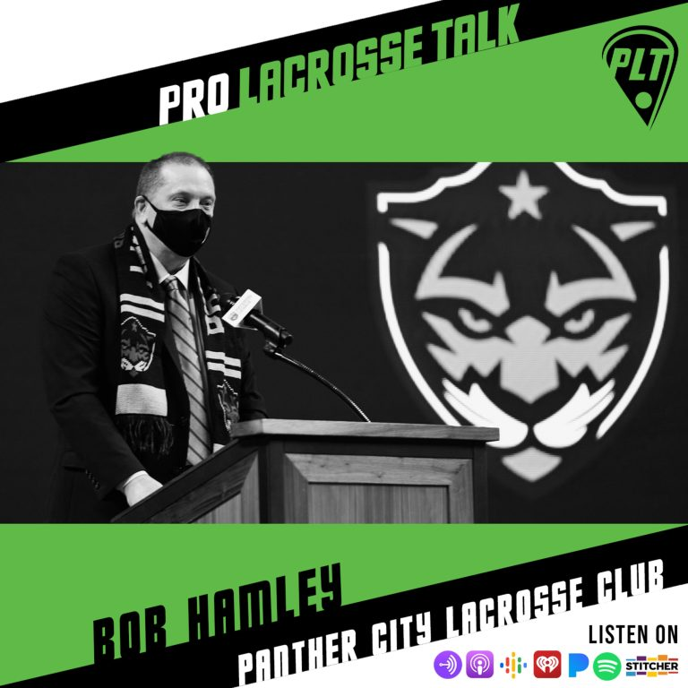 Bob Hamley: Returning to the NLL and Building Panther City Lacrosse Club from the Ground Up (Pro Lacrosse Talk Podcast #118)