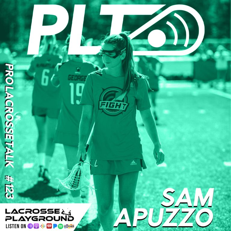 Sam Apuzzo: From Winning the Tewaaraton at Boston College to Joining Athletes Unlimited (Pro Lacrosse Talk Podcast #123)