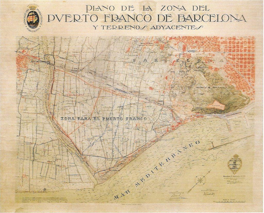 mapa de barcelona antiguo lacruelguerra.com