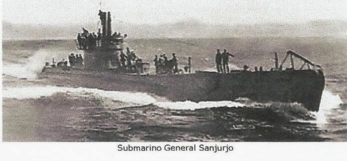 submarino general sanjurjol